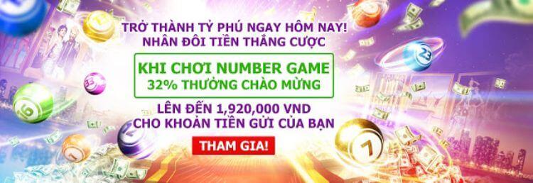 12bet khuyến mãi number game