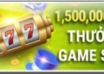 12BET thưởng game Slot 1.500.000 VND mỗi ngày
