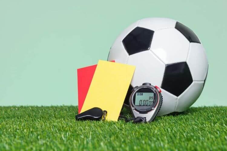 cược thẻ phạt bóng đá