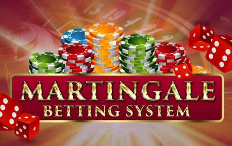Martingale betting system