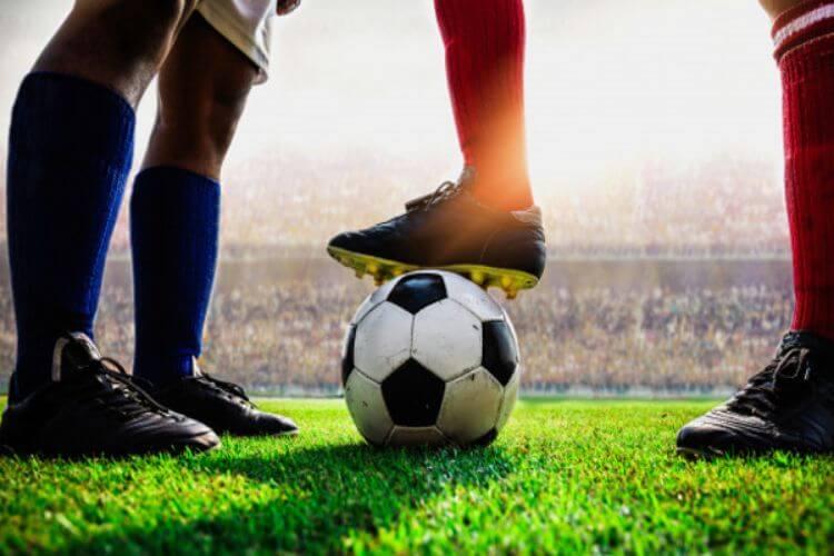 đá bóng