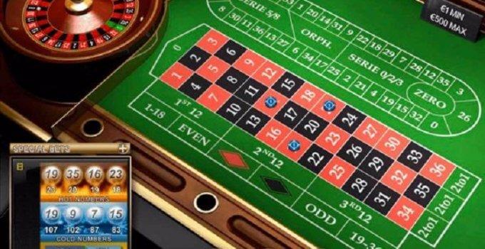 Kinh nghiệm chơi game roulette trăm trận trăm thắng trên nhà cái 12BET