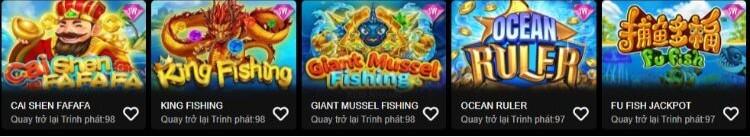 Kho game bắn cá 12Bet