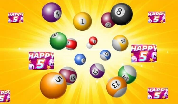 Happy 5 12Bet