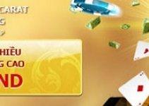 thưởng lớn tại baccarat 12bet