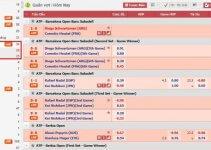 Những tuyệt chiêu cá cược Quần vợt chắc thắng tại 12Bet
