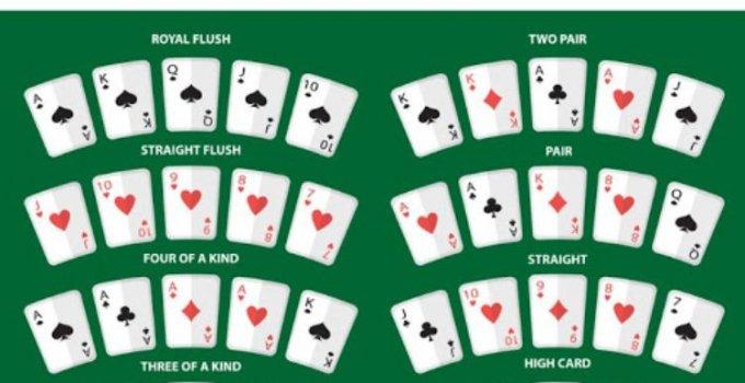 Tìm hiểu về các bộ bài trong khi chơi Poker tại 12Bet (Phần 1)