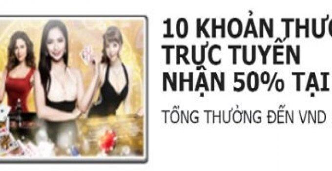 Nạp tiền vào Casino – Nhận thưởng 1.800.000 VND tại 12Bet