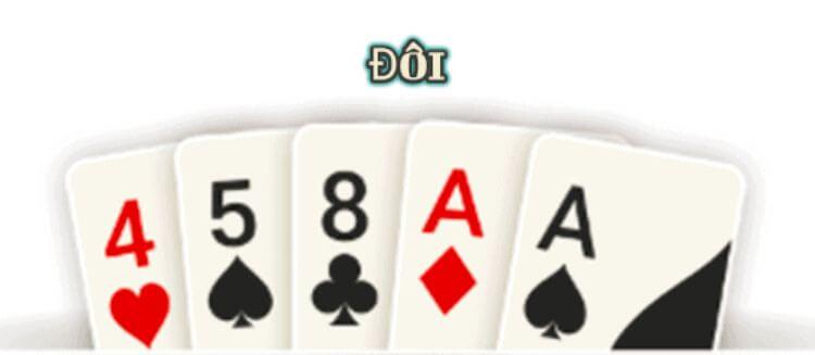 một đôi poker
