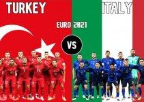 Euro 2020: Thổ Nhĩ Kỳ đối đầu Italia – Các thông tin cần biết
