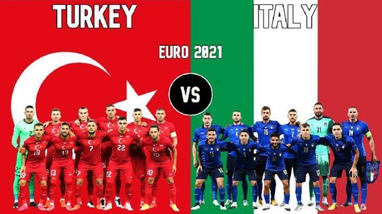 Thổ Nhĩ Kỳ và Italia