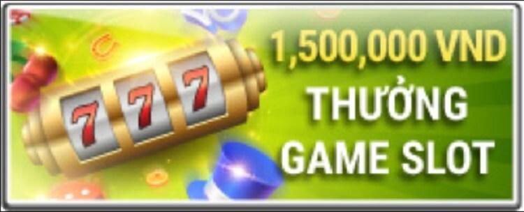 thưởng game slot 12bet