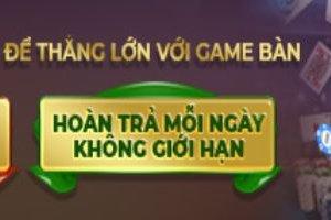 Thưởng 1.800.000 VND khi chơi Game Bàn 12Thể Thao